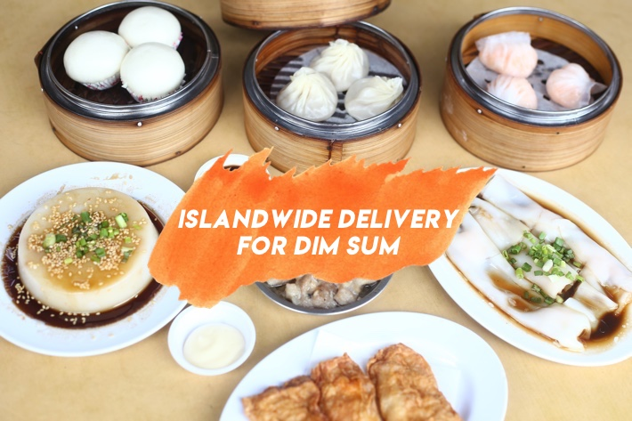 islandwide delivery for dim sum cover