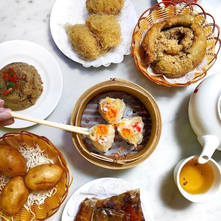 YUM CHA RESTAURANT DELIVERY