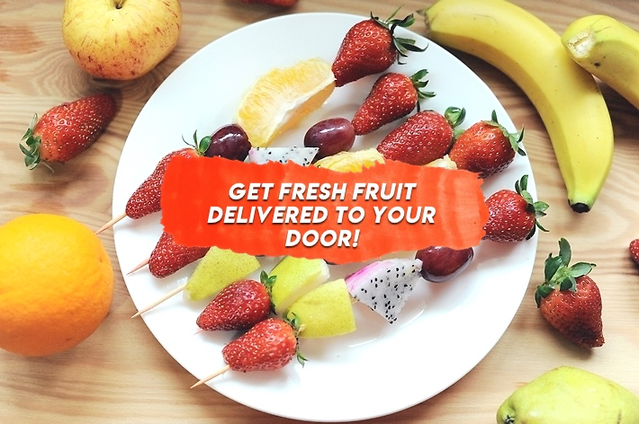 fruit delivery cover page