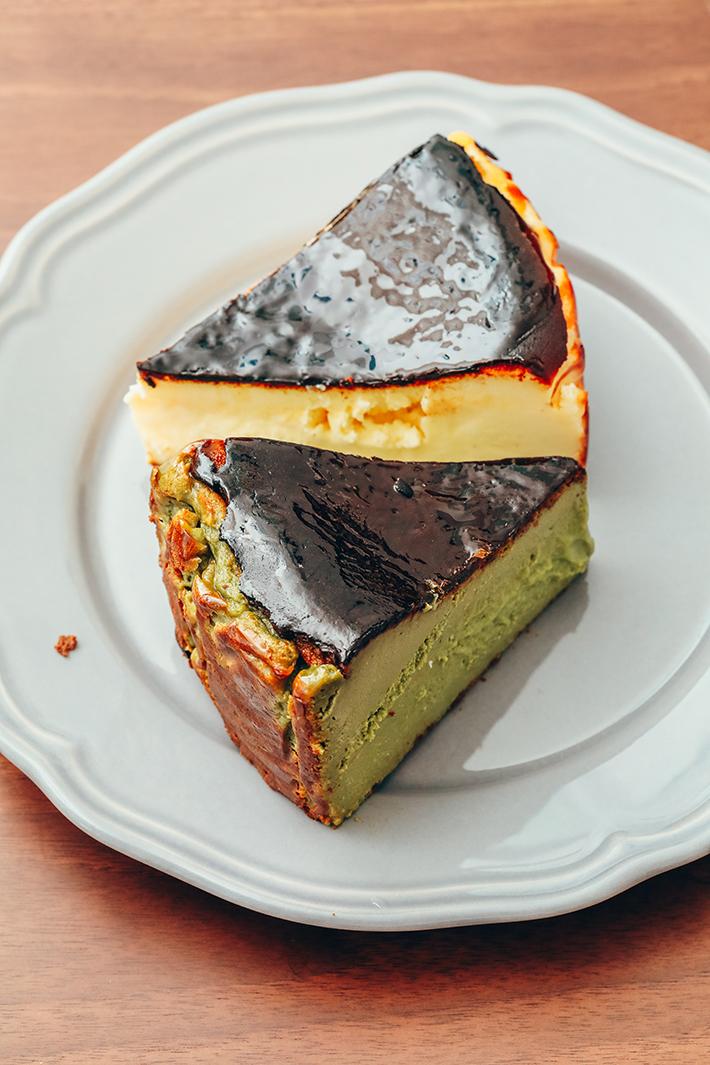 Bakery Brera Burnt Cheesecakes