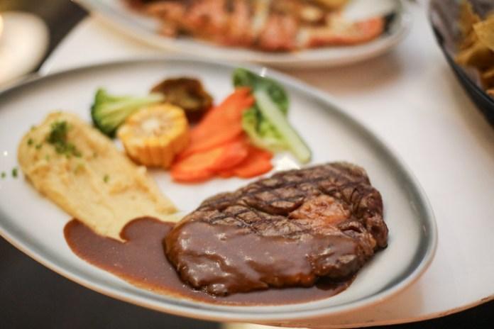 Char Char Grill Striploin Steak