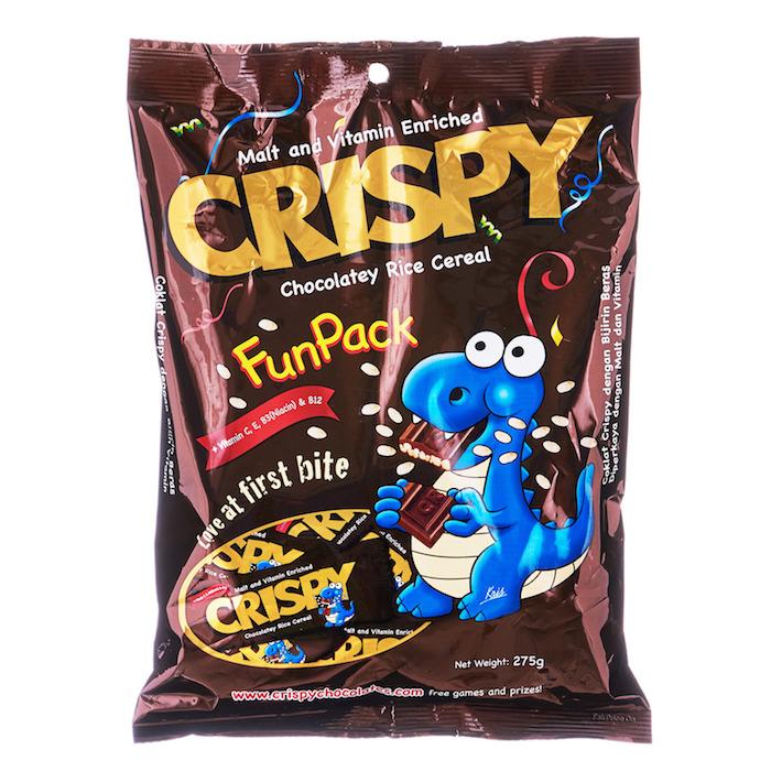Snacks Crispy Chocolatey Rice Cereal