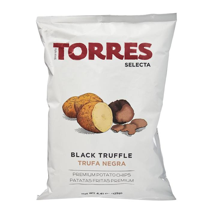 Snacks Torres Black Truffle Chips