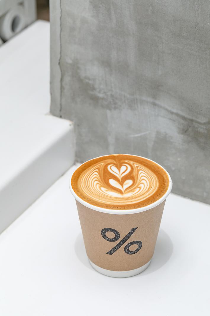 ARABICA CAFE LATTE