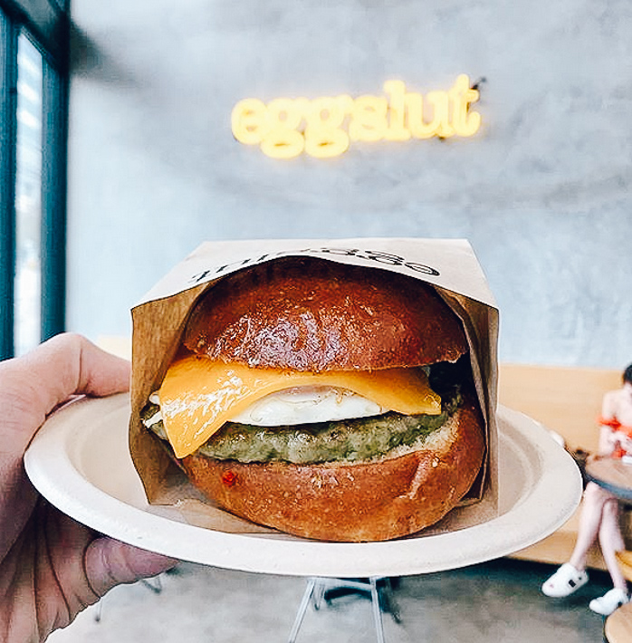 Eggslut Singapore