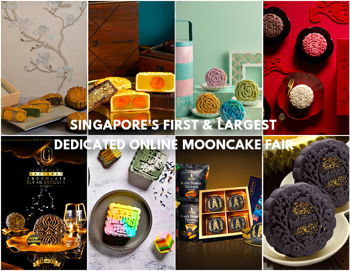 Mooncake fair