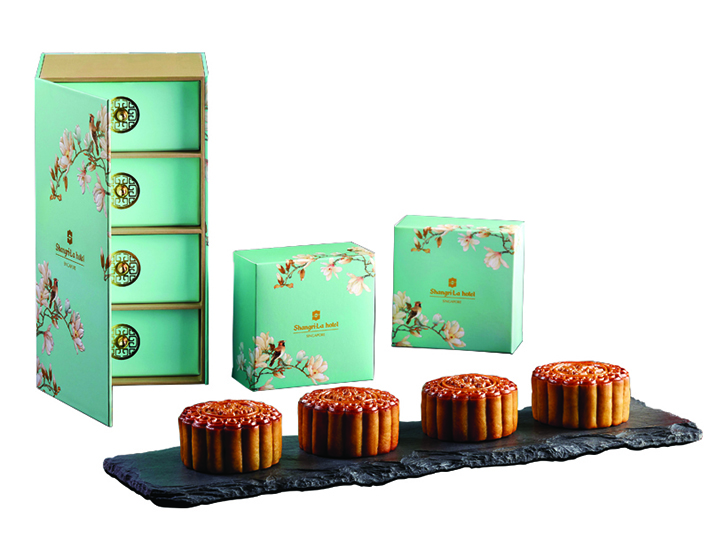 Shangri-la Singapore Mooncakes