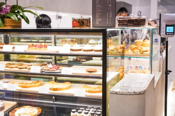 Drips Tart Cafe Ngee Ann City