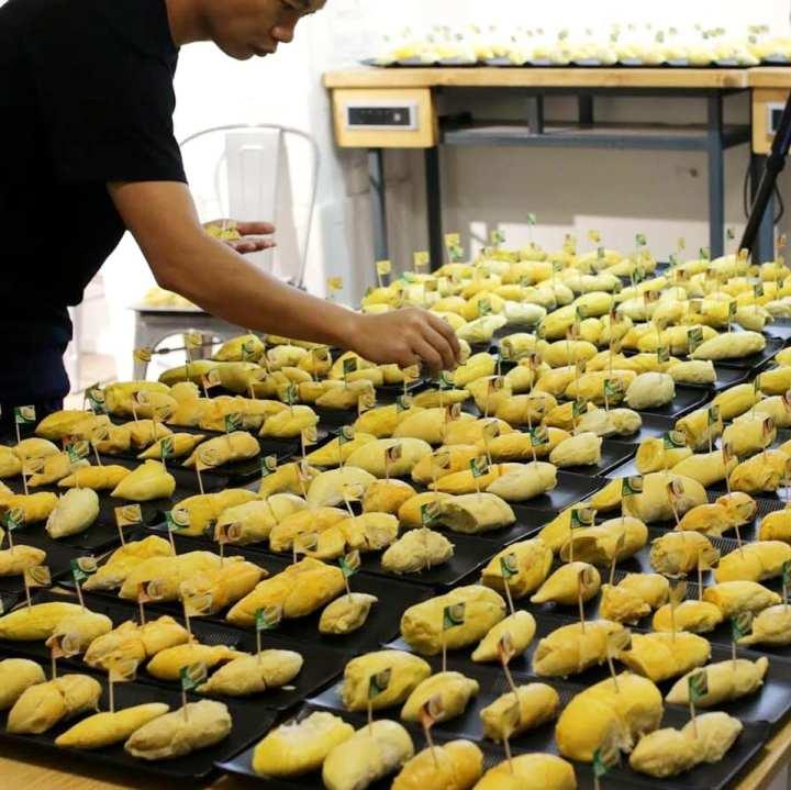 Free-flow Durian Buffet