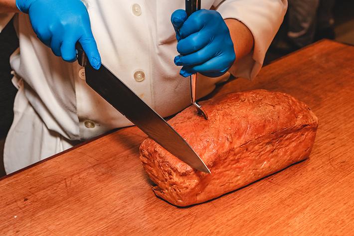 Spice Brasserie Meatloaf