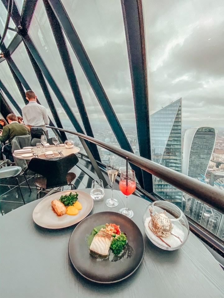 London Fine Dining