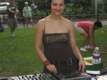 Washington Square Park 9/28/2006