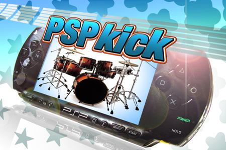 PSPkick