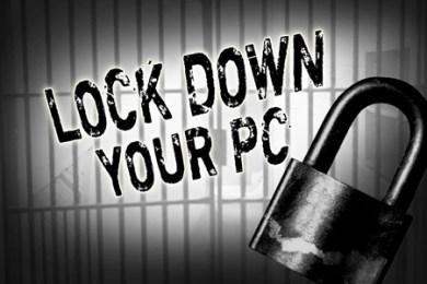 lockdownyourPC