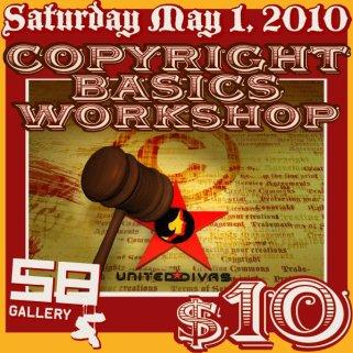 Copyright Basics Workshop