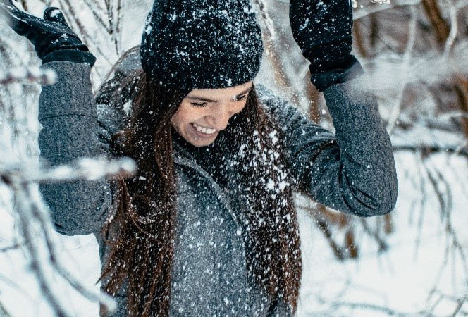 Skincare tips for cold weather