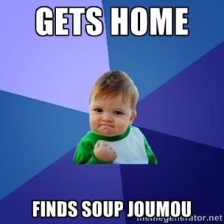 Soup Joumou meme
