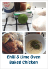 Chili & Lime Oven Roasted Chicken
