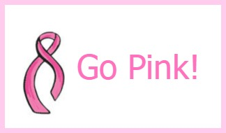 Go Pink! Breast Cancer Awareness Month