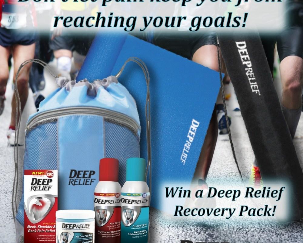 Deep Relief Prize