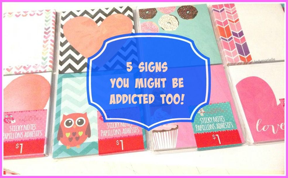 5 signs You Might Be Addicted Too!