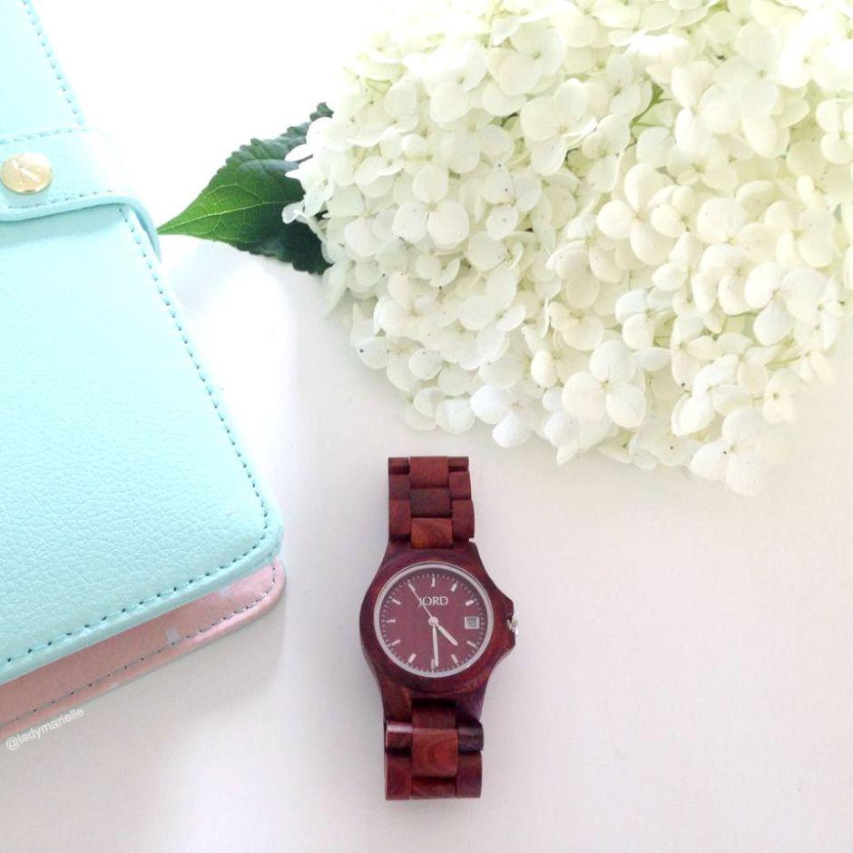 Stylish Wood Watch