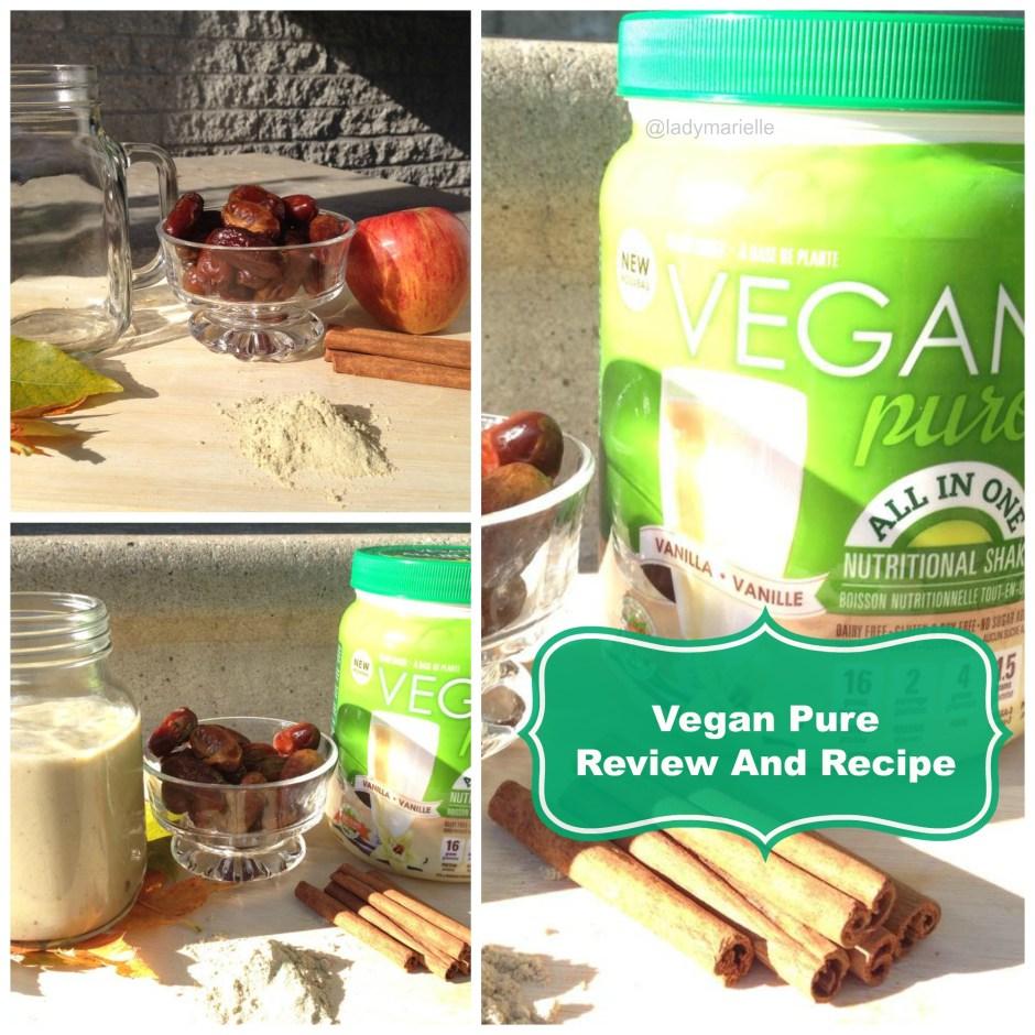Vegan Pure Review And Recipe