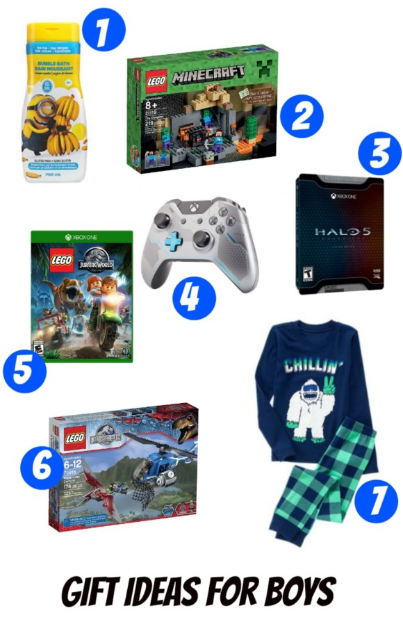 Gift Ideas For Boys
