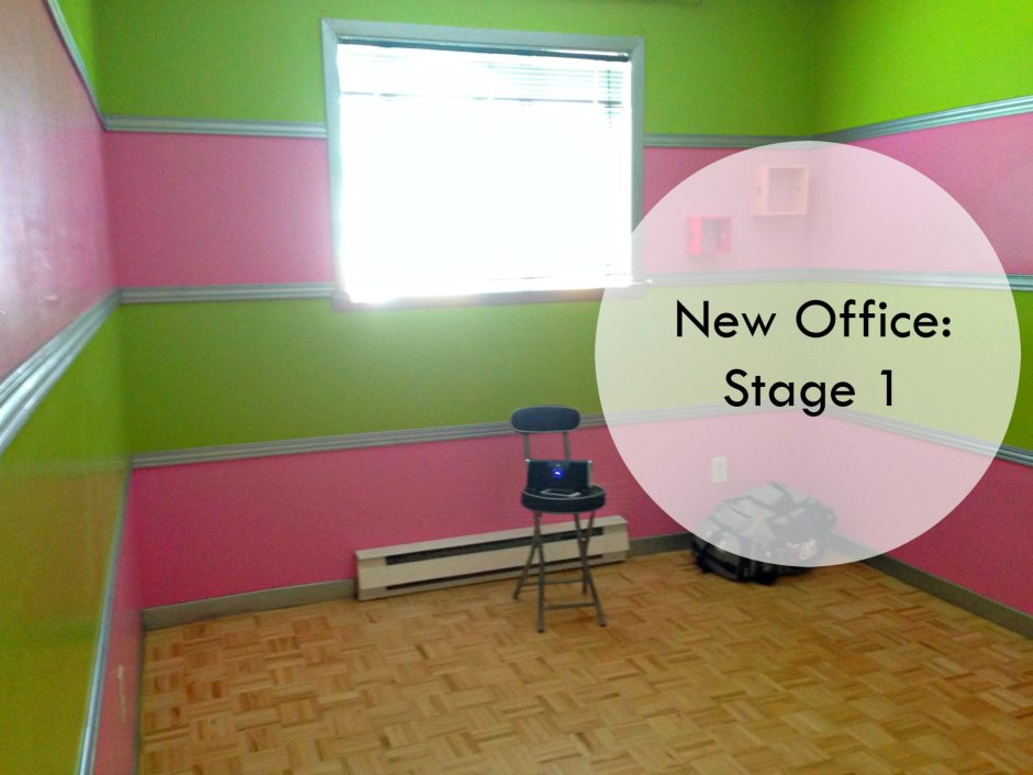 Paint For Christmas. New Office Makeover!