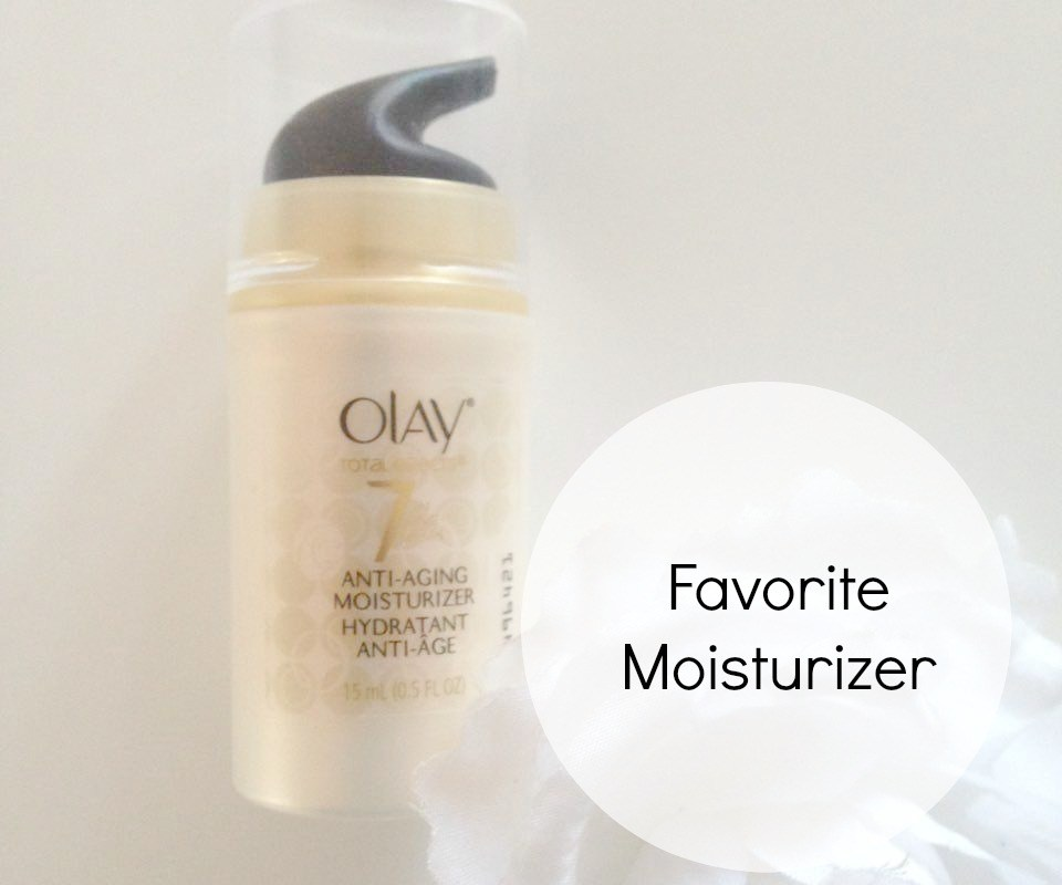 Olay® Total Effects 7 in 1 Anti-Aging Moisturizer Review
