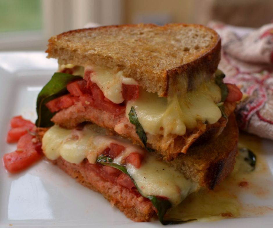 5 Savory Grilled Cheese Sandwich Recipes