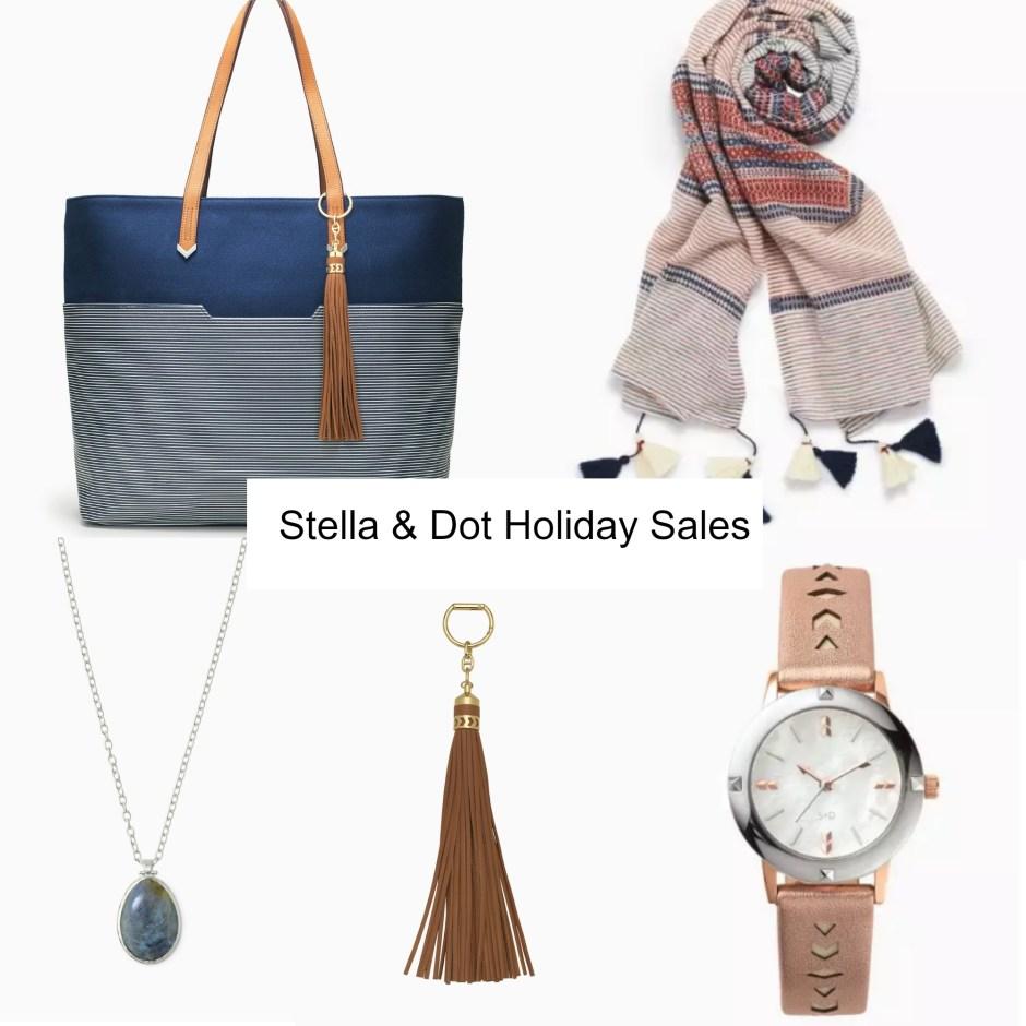 Stella & Dot Holiday Sales