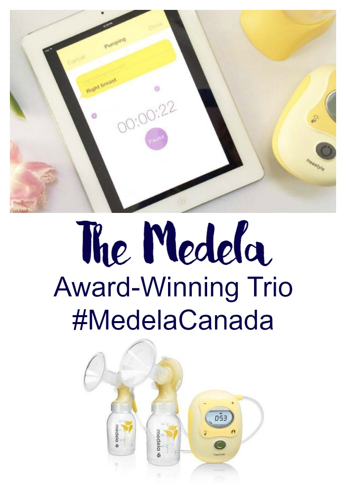 Breastfeeding Without Becoming A Hermit - Using The Medela Award-Winning Trio