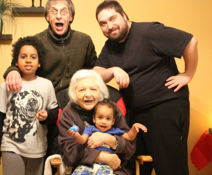 Grateful Sunday: Celebrating 84 Years With Grandma!