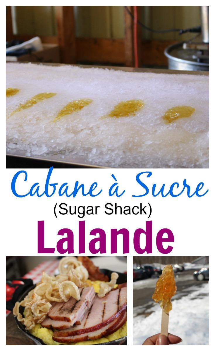 Cabane à sucre Lalande