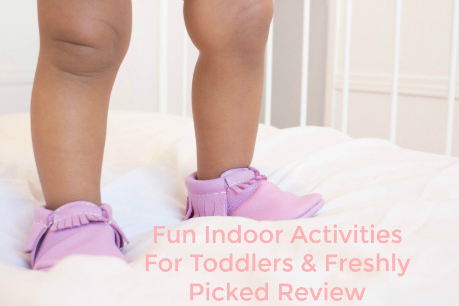 Fun Indoor Activities For Toddlers - Freshly Picked Review