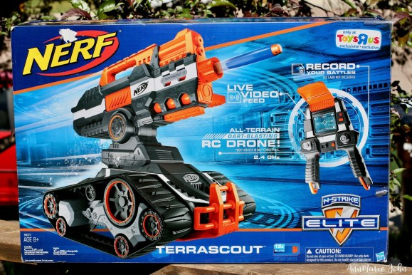 Summer fun in the sun with NERF blasters + $250 ToysRUs Prize Package