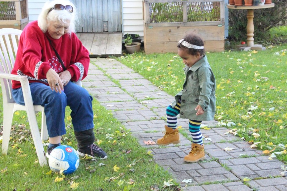 Grateful Sunday: Celebrating Canadian Thanksgiving With Family