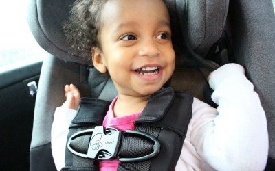 Celebrating  Milestones: Transitioning From Infant To A Convertible Car Seat