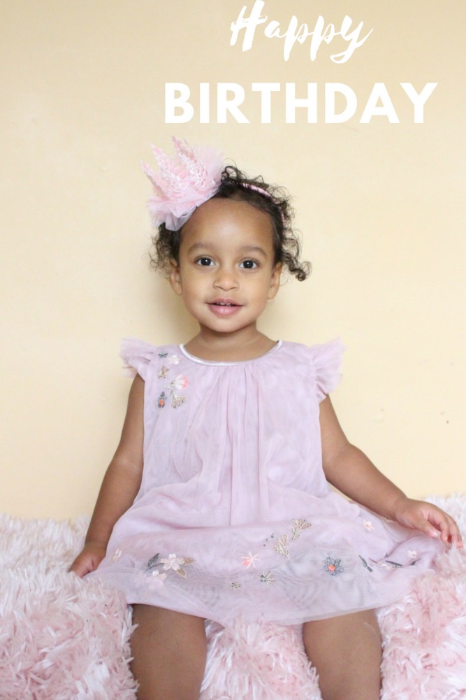 Celebrating Jazzy's Second Birthday