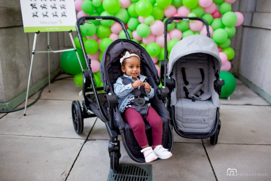 Baby Jogger City Select LUX – Exclusive Event In Montreal
