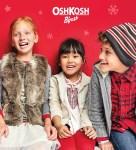 OshKosh Holiday 2017 Giveaway and Coupon