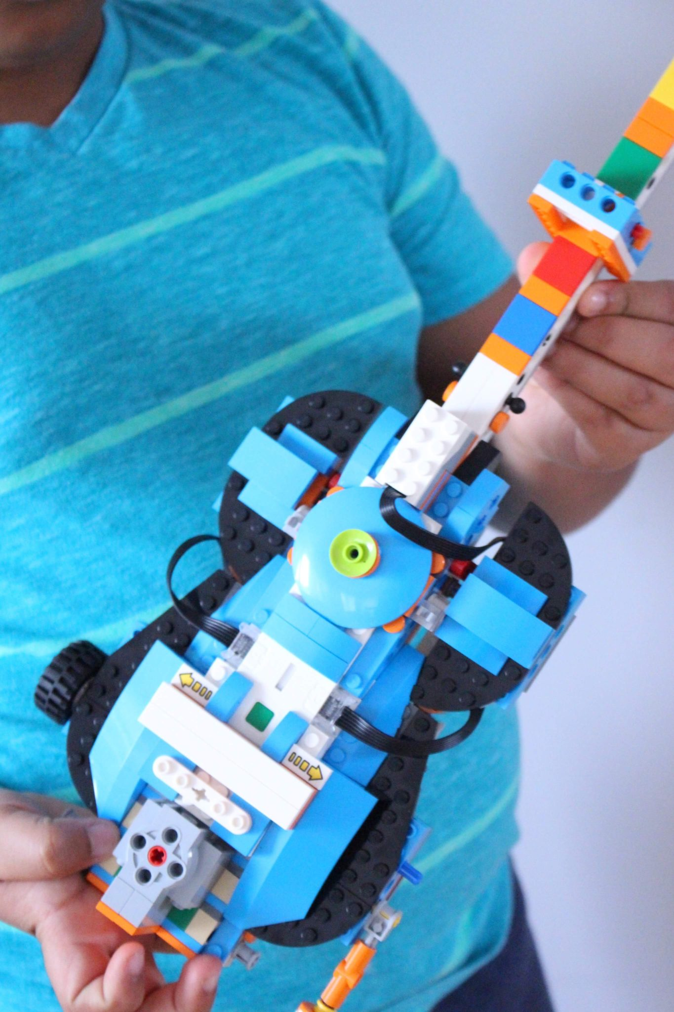 Bring Blocks To Life With Coding | LEGO BOOST Review