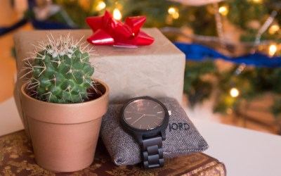 Stylish And Timeless Gift Idea For Dads | JORD Wooden Watch