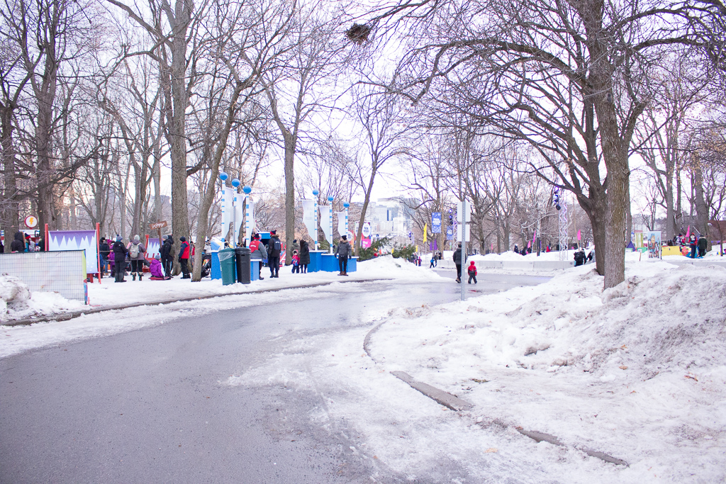 Family Winter Fun | Fête Des Neiges De Montreal