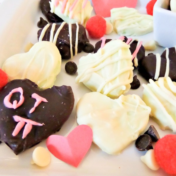Valentine's Day Mint Chocolates Recipe