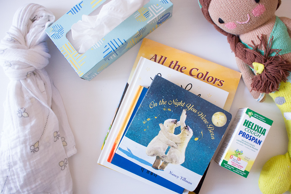 The Perfect Cold Survival kit for kids