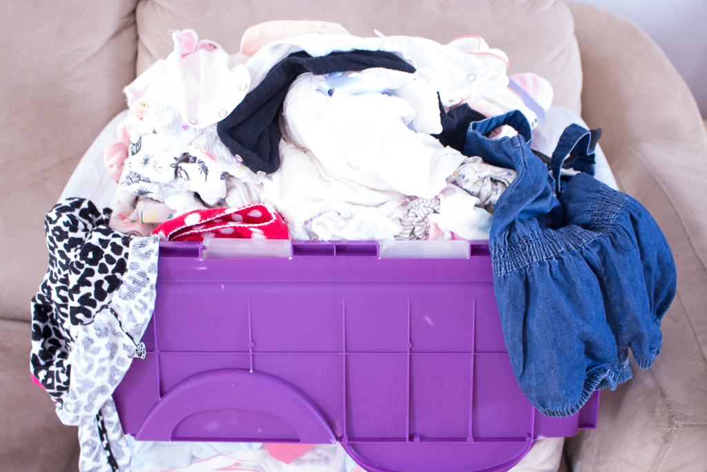 Tips To Help You Spring Purge + Using The Reshopper App