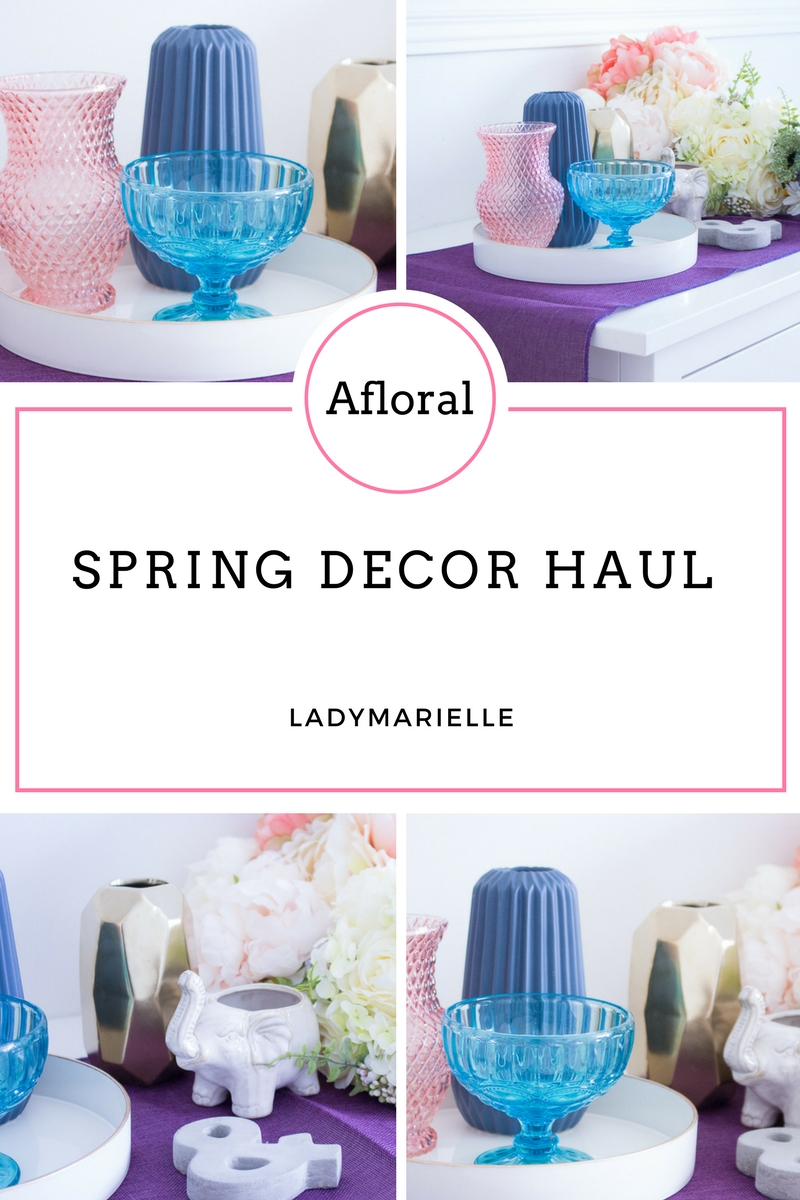 Spring Decor Haul | Afloral