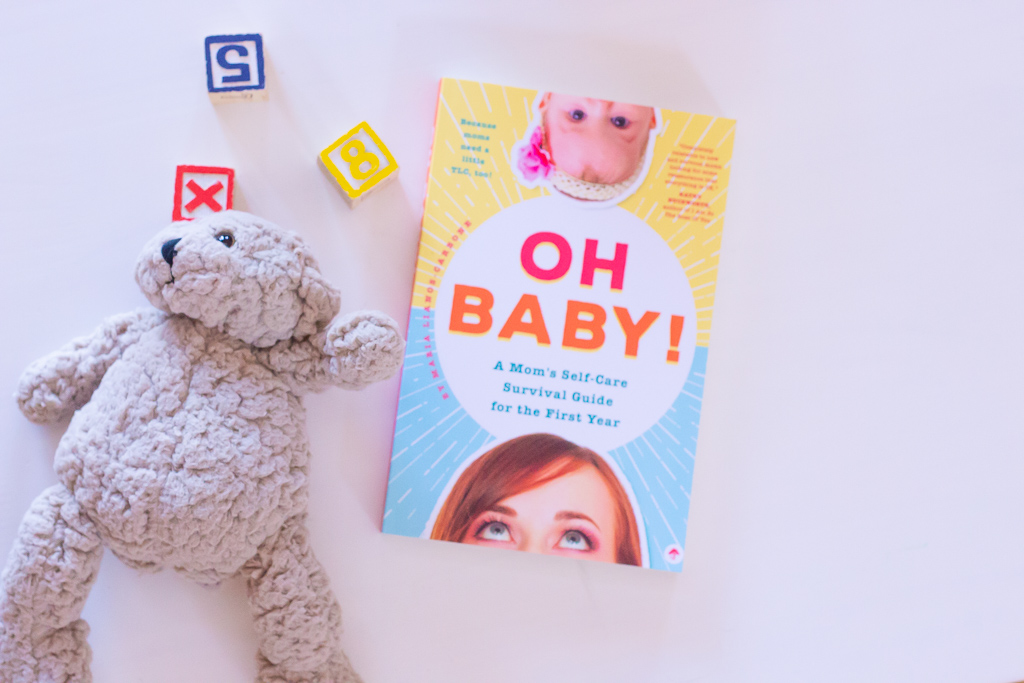 Oh Baby | Book Review, Interview + Giveaway